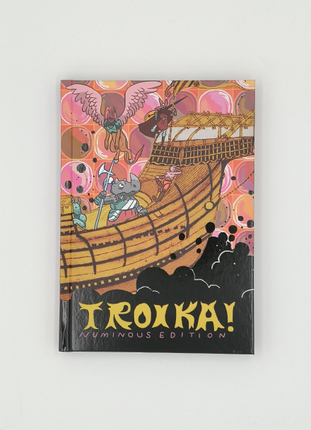 Troika 2nd Printing Limited Edition